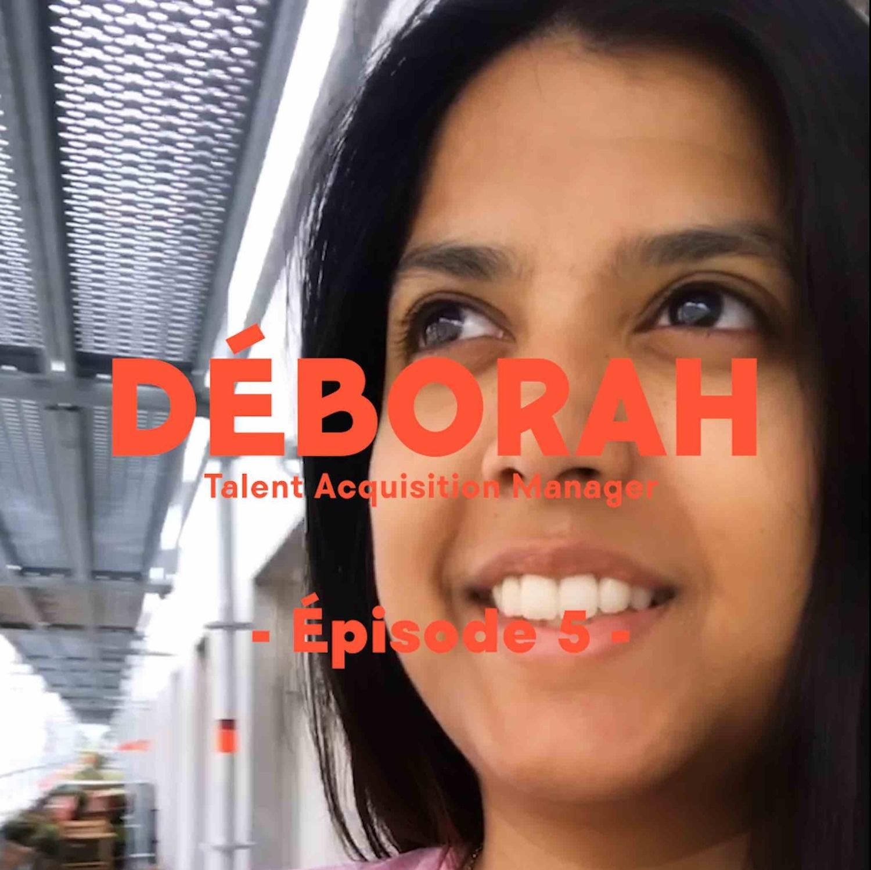 Coronavirus et confinement - Share Journal - Deborah - Episode 5