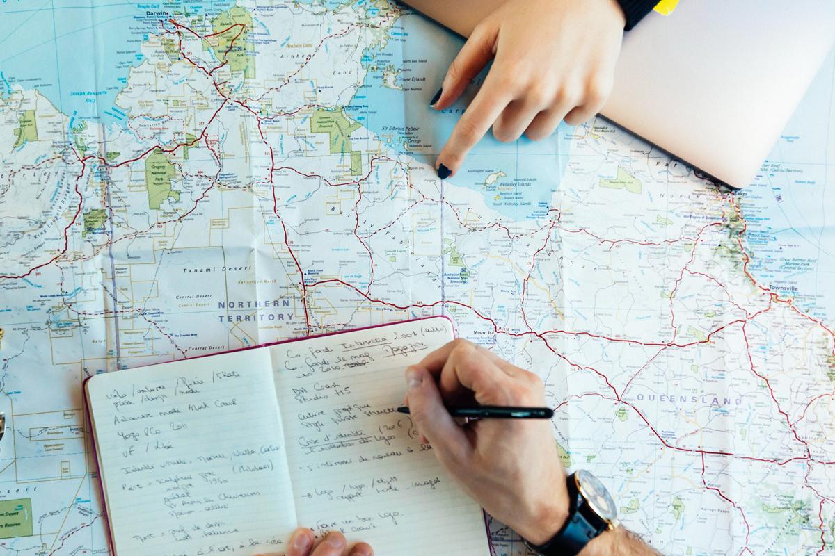 La révolution du tourisme, interview avec 4 professionnels.