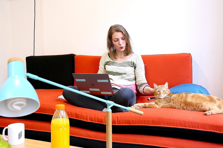 7 rád pre efektívny home office