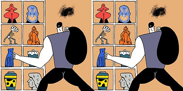 Kraď jako umělec – Austin Kleon