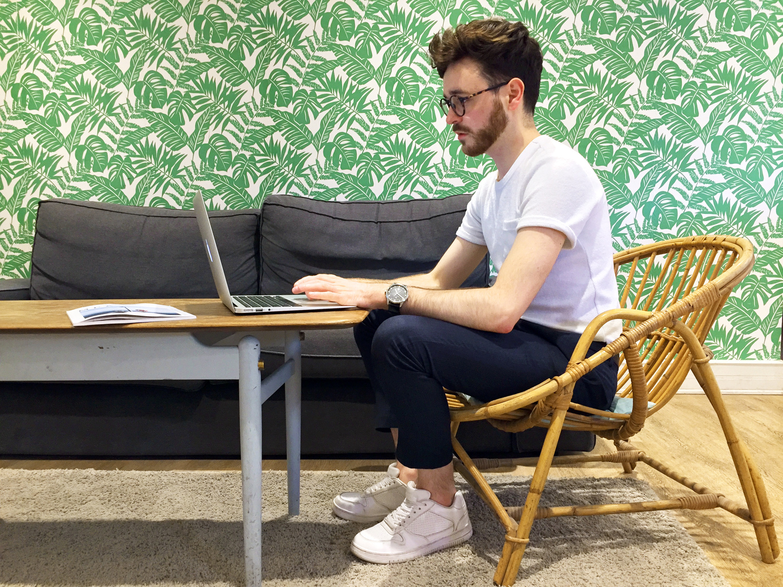 Interview métier | Être graphiste en startup