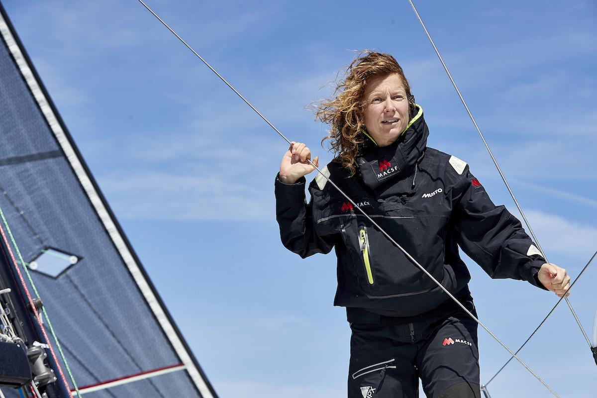 Life of Isabelle Joschke, solo yachtswoman