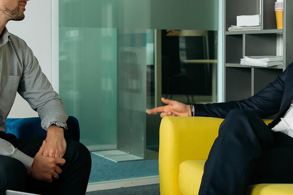 Entrevista con RR. HH. vs entrevista con el CEO