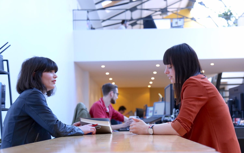Le quotidien animé d'une agence « digital first » | Immersion ...