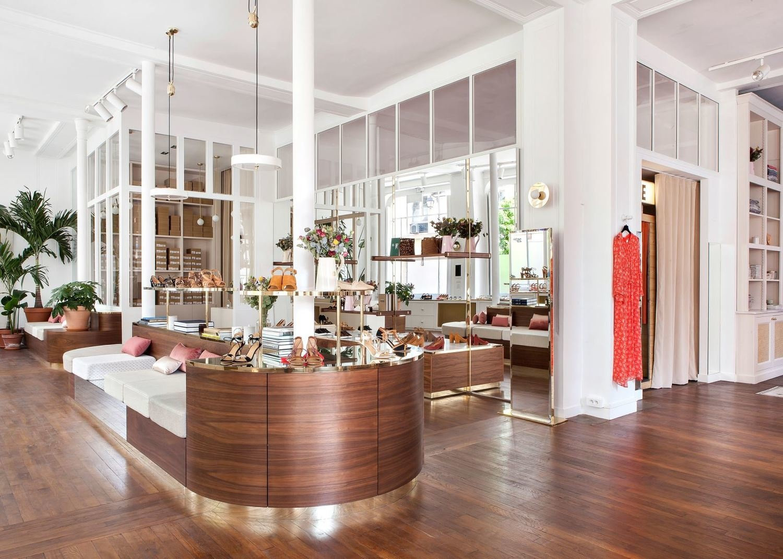 17356f6d4faaed La boutique-appartement, le retail