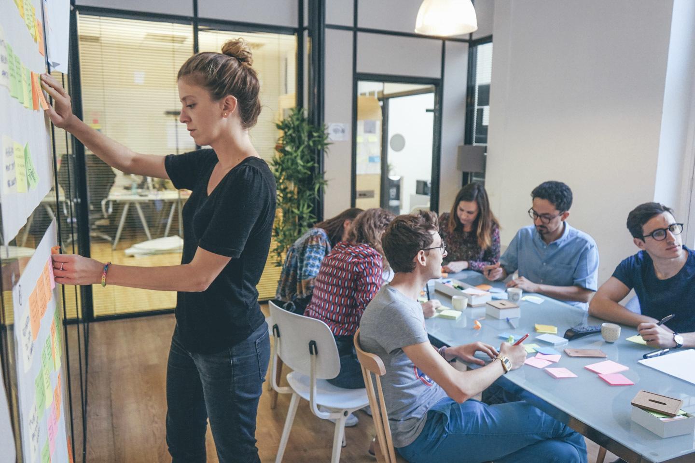 L'Experience Center de PwC: un lieu dédié au design thinking