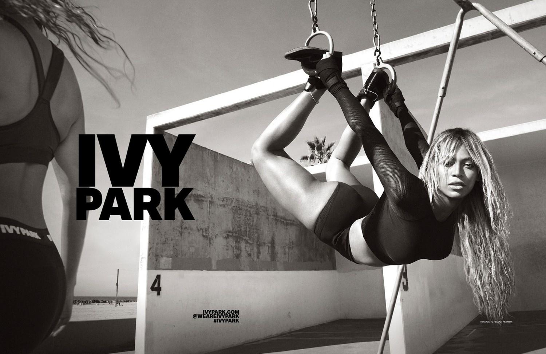 5721ddf9cf9c Ivy Park : la nouvelle marque sportswear luxe de Beyoncé