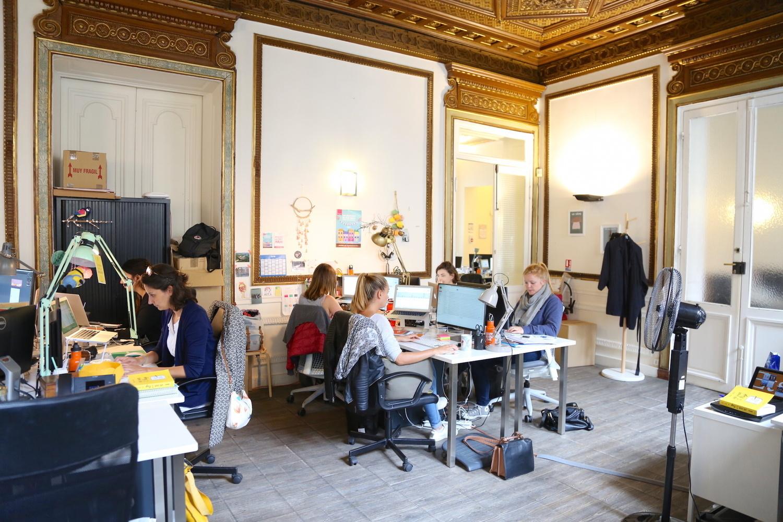 Les plus beaux bureaux   A little Market (Etsy)