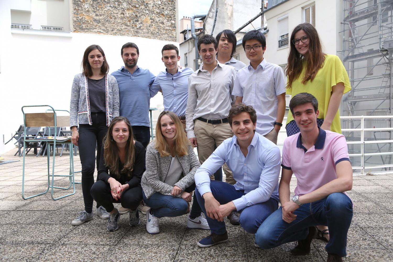 La culture d'entreprise dans la startup Monbanquet