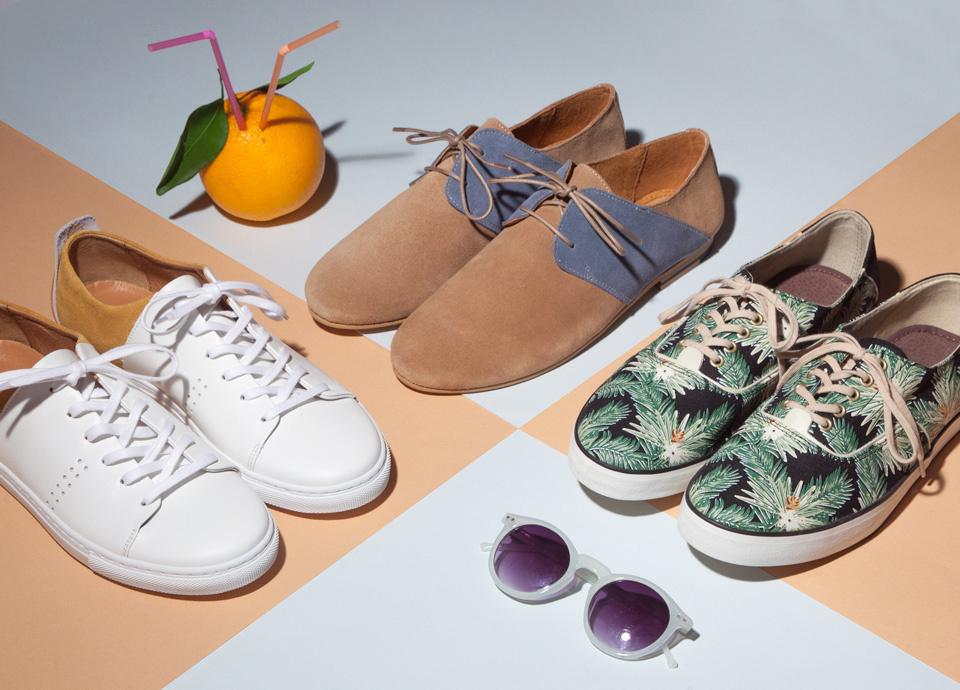 La Était De Chaussures Marque MMoustache Il Fois Une k8nwP0O
