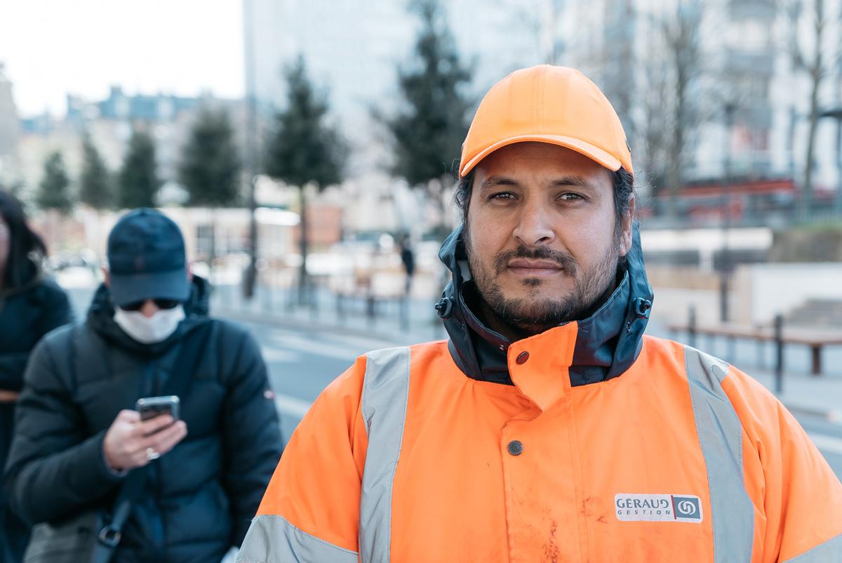 Confinement : rencontre avec les travailleurs de quartier