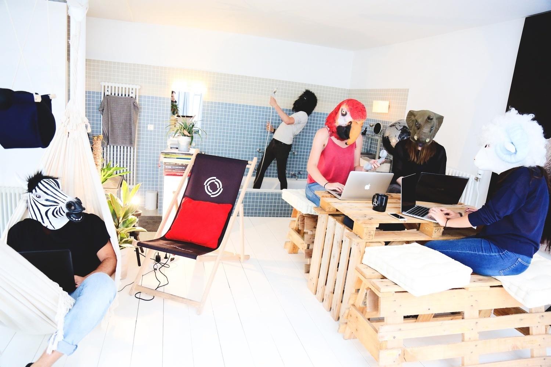 Chez Officeriders, la startup de location de bureaux uniques