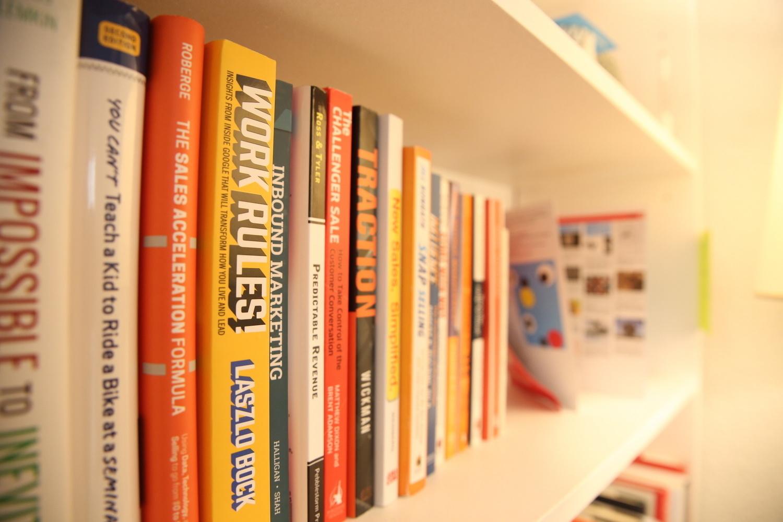 10 livres essentiels pour briller en startup