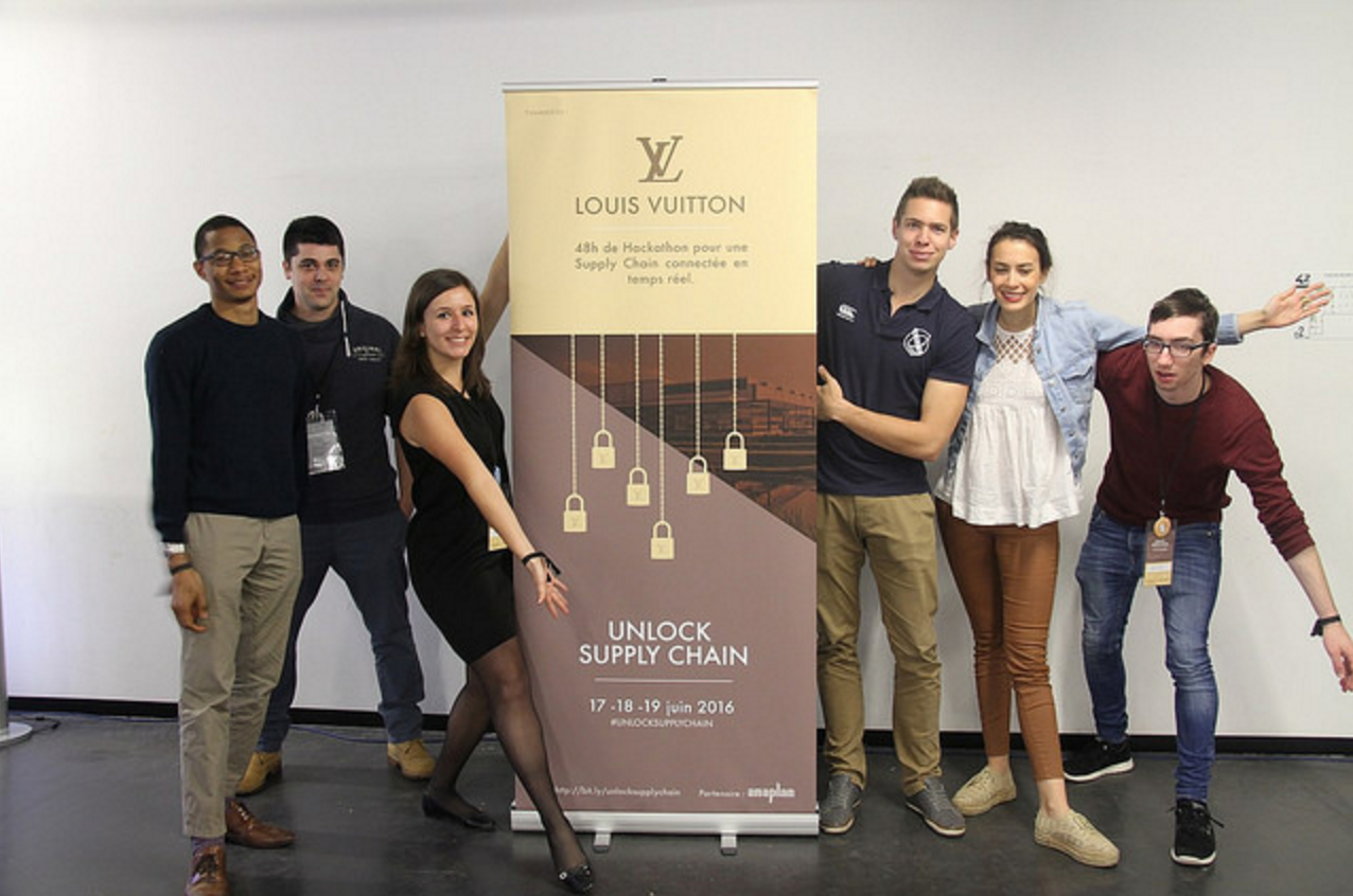Louis Vuitton a organisé un Hackathon ambitieux avec Anaplan