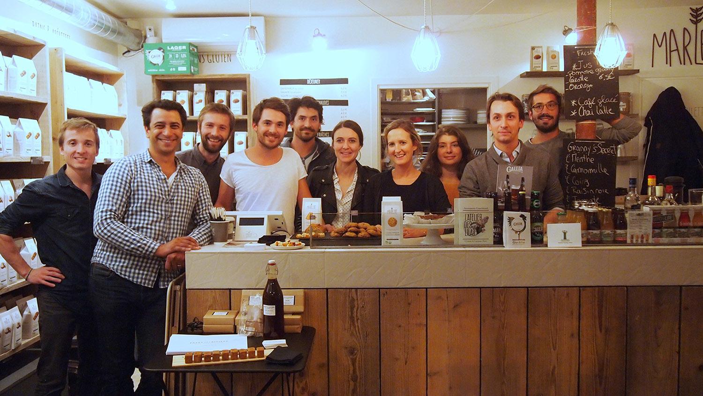 Génération Food, un collectif de gastronomes qui recrutent !