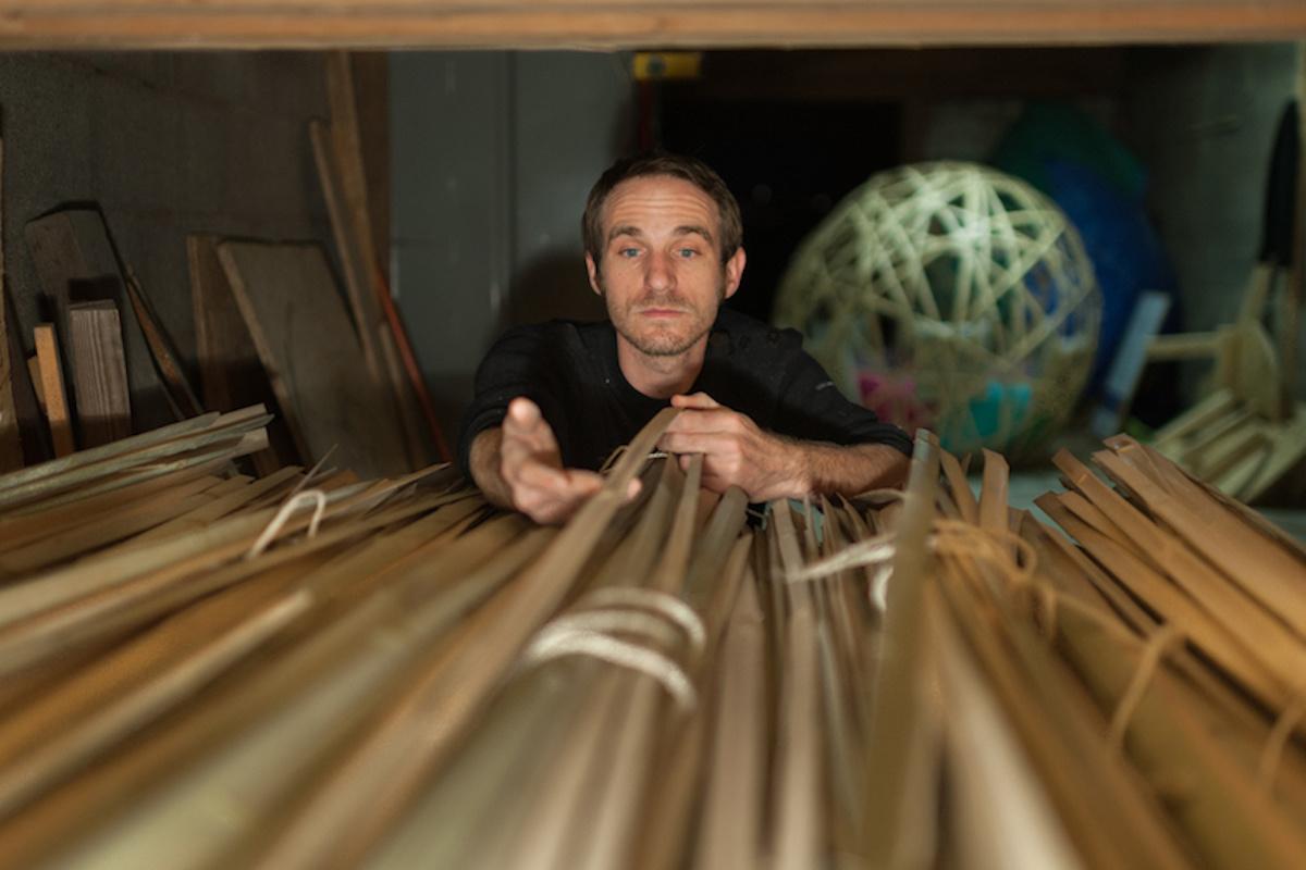 Une histoire de bambou et de reconversion: la story de Déambulons