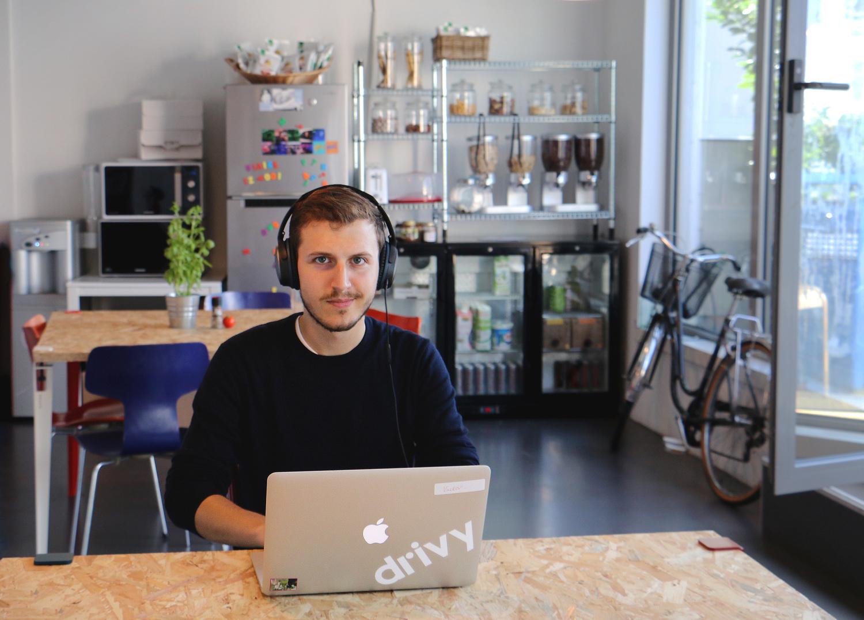 Interview : Victor, 25 ans, en CDI chez Getaround