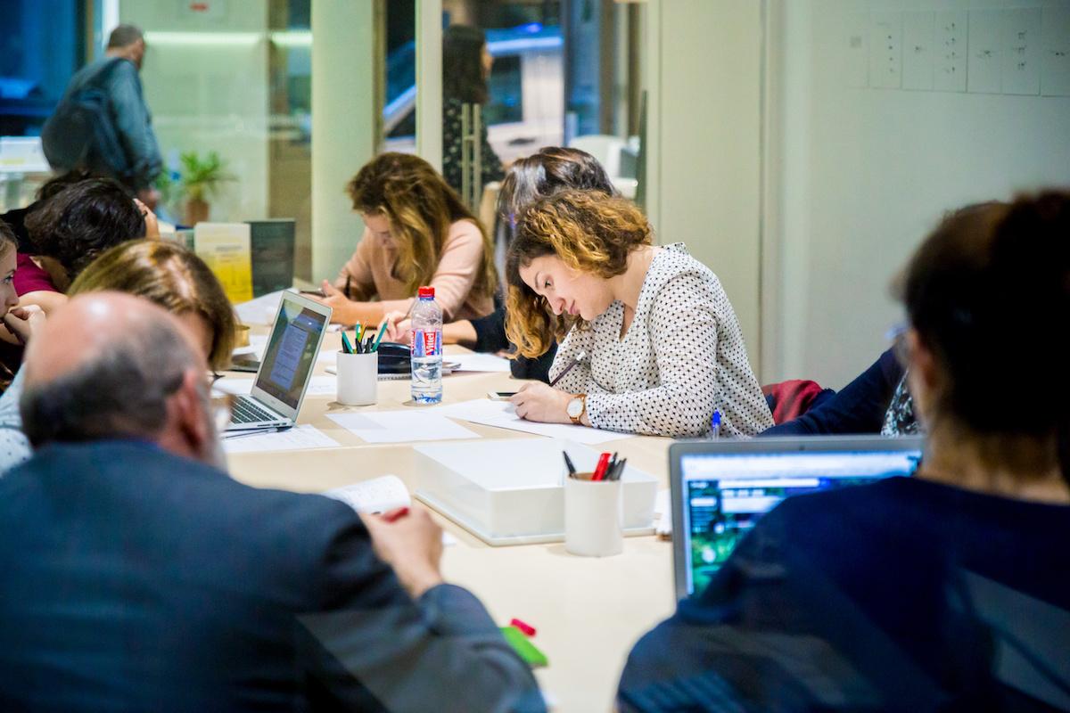 Les extraordinaires pouvoirs de l'écriture en équipe