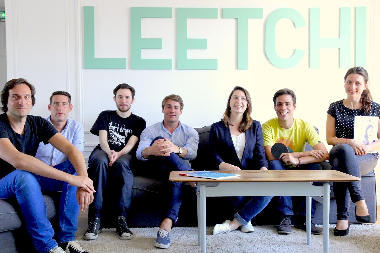 Leetchi : visite dans leur quotidien avec le CMO