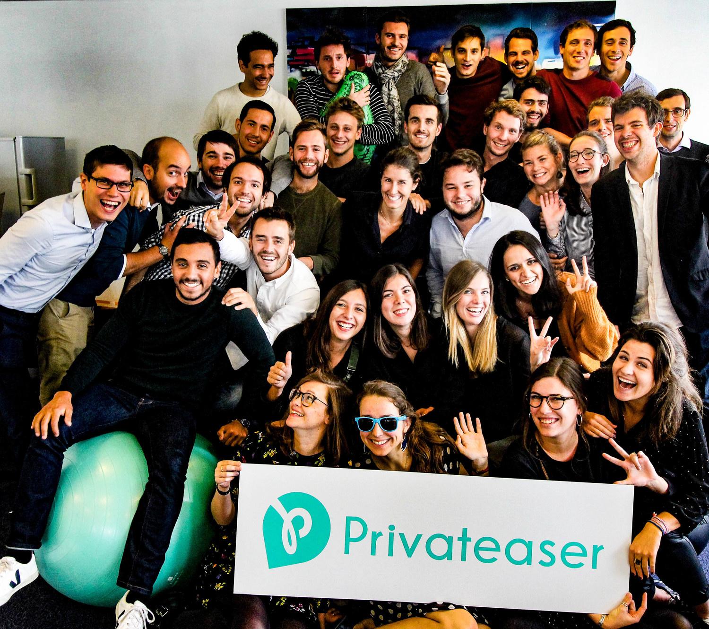 Les coulisses de Privateaser, start-up au service de la fête
