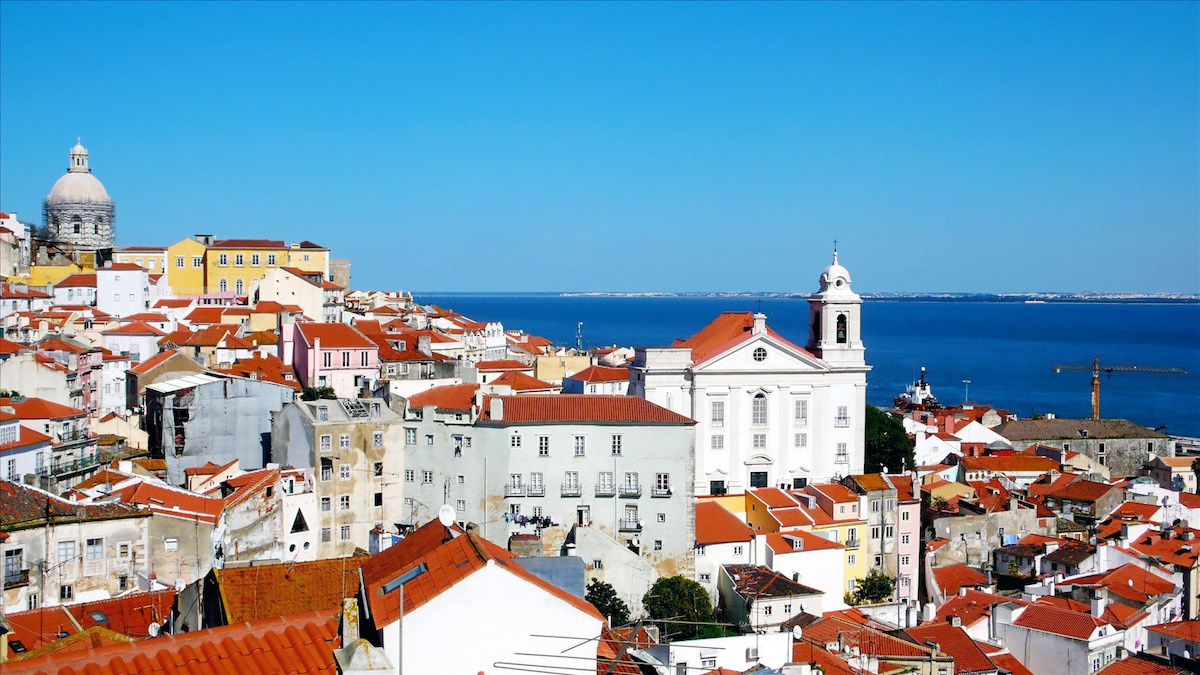 Partir travailler à Lisbonne