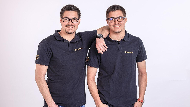 S nerozlučnými dvojčaty Petrem a Pavlem o studiu i práci