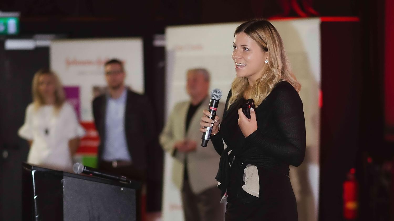 """Finance Leadership Program helped shape my career,"" says Lucie"