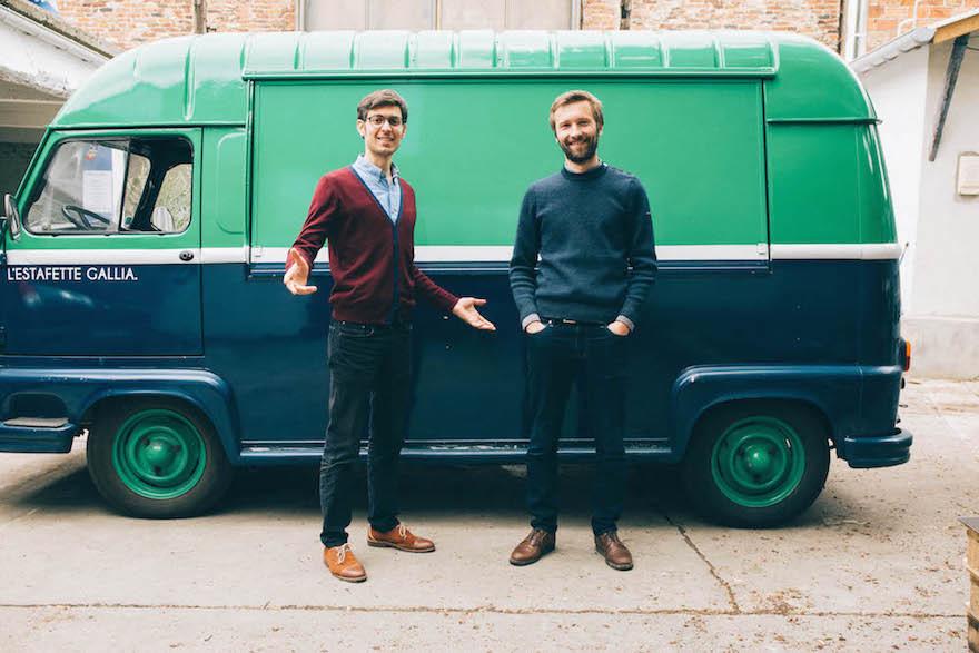 L'aventure entrepreneuriale de Gallia, brasserie parisienne