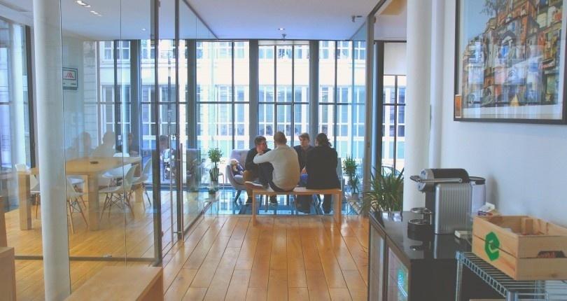 La culture d'entreprise d'eFounders