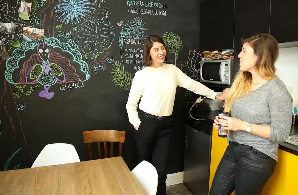 Comment optimiser sa pause d jeuner for Dejeuner entre collegues