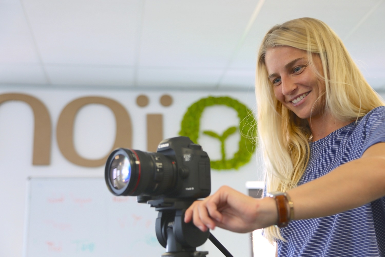 Interview Anne-Claire : équipe de production de WTTJ
