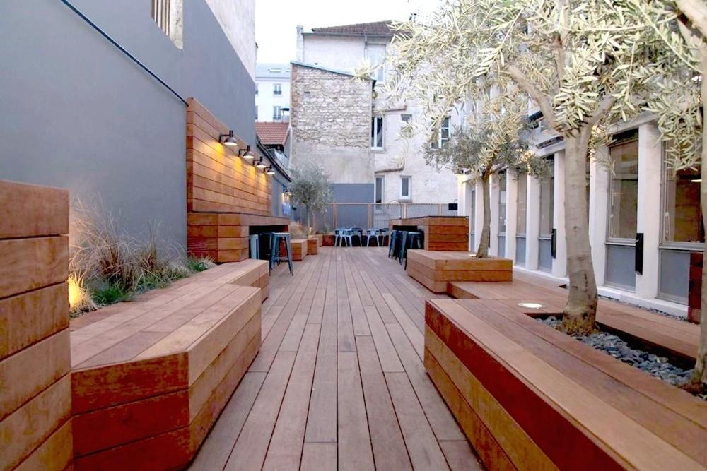 d couverte de bureaux oodrive welcome to the jungle. Black Bedroom Furniture Sets. Home Design Ideas