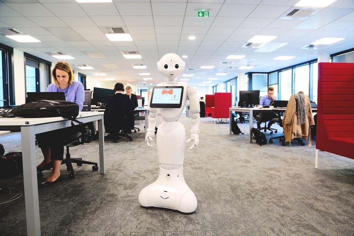 l u2019intelligence artificielle   quel impact sur le travail
