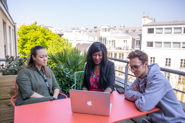 Les bureaux de Wojo : pros du coworking !