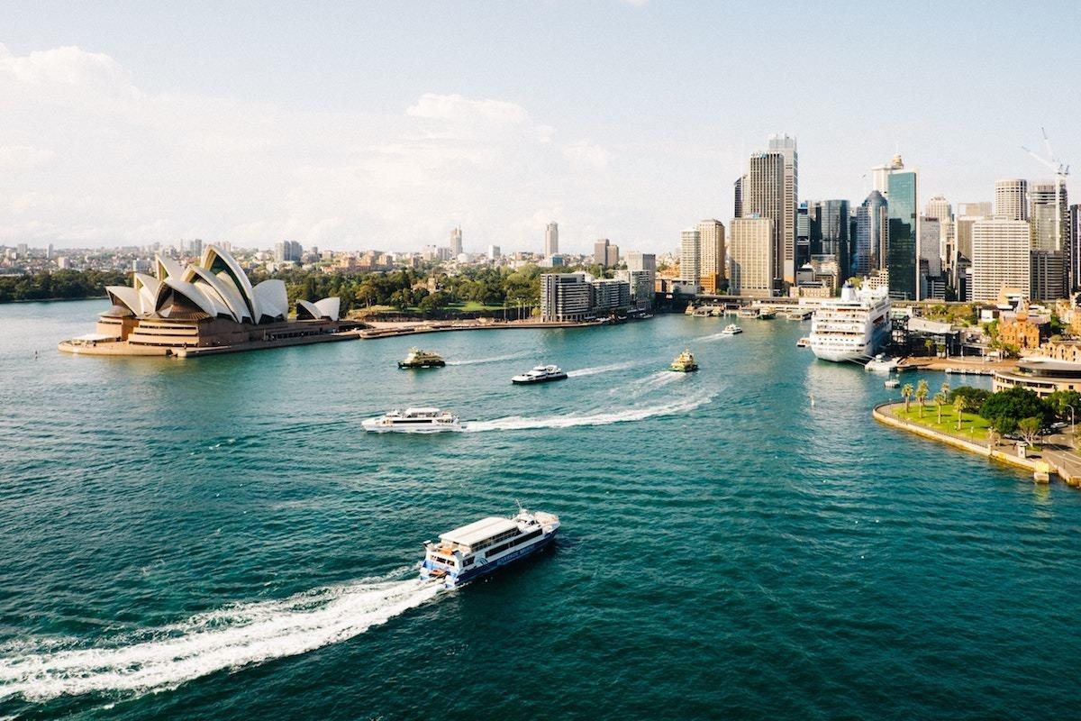 Partir travailler à Sydney