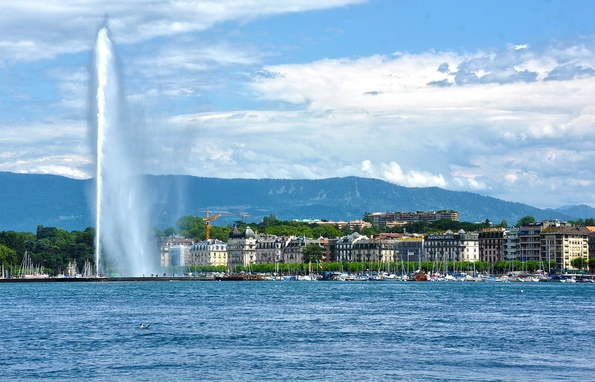 Partir Travailler A Geneve