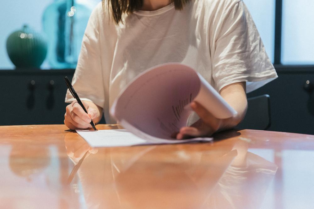 Signature De Son Premier Contrat D Embauche Conseils