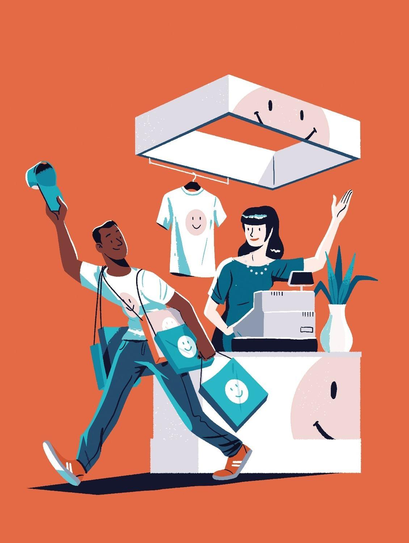 Oh My Job : les métiers du retail et de la vente