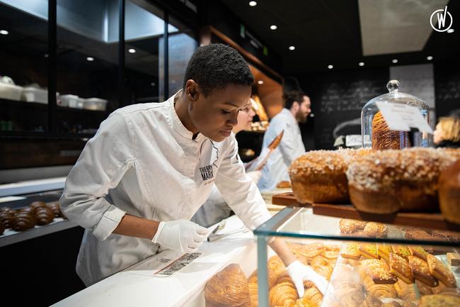 Thierry Marx Bakery