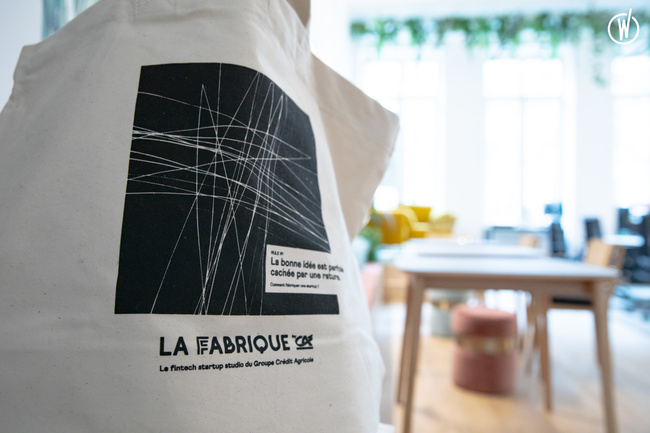 La Fabrique by CA