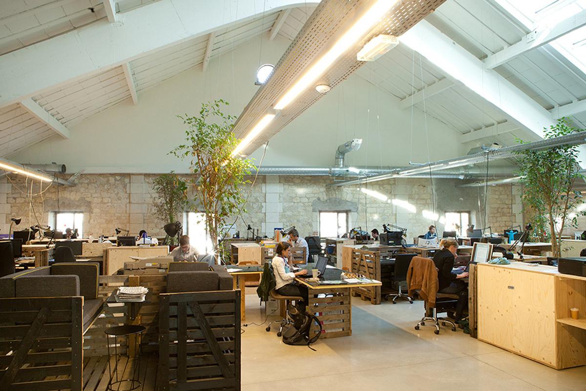 Les lieux où travailler à bordeaux
