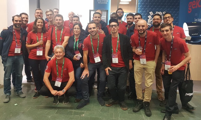 La Team GEKKO à l'AWS Summit de Paris - GEKKO