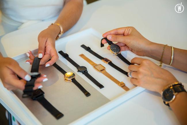 Siège - Branche Horlogère du groupe Galeries Lafayette