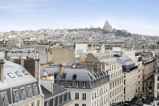 Paris ème le groupe korian loue m² de bureaux