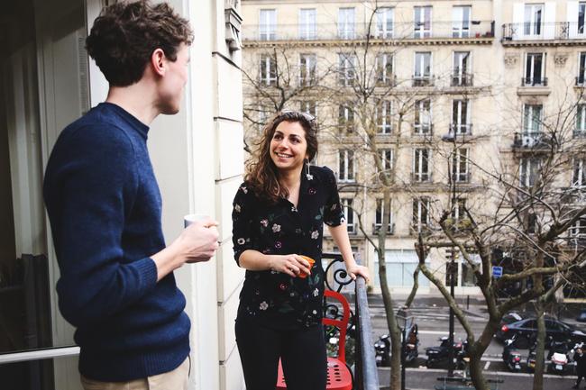 Pied de Biche - Paris
