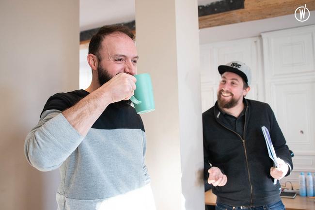 OP1C (On prend un café)