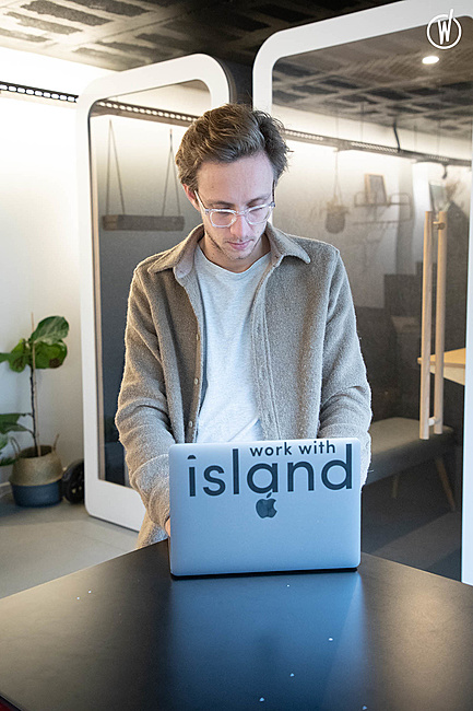 Work With Island