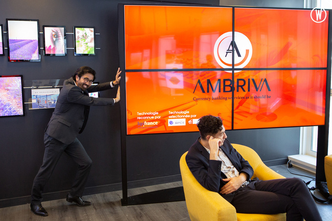 AMBRIVA | Currency banking services as it should be !
