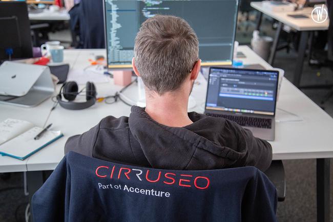 Cirruseo part of Accenture