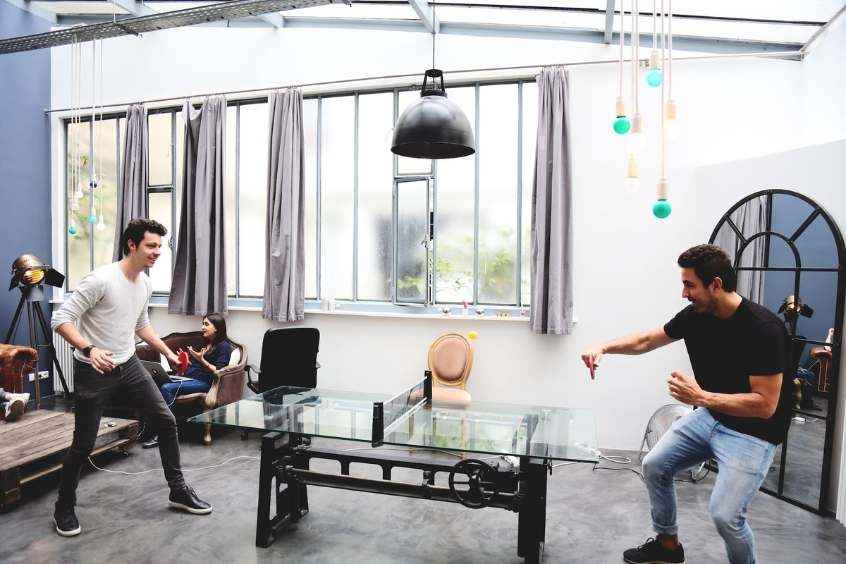 A shanghai des bureaux deviennent un incubateur